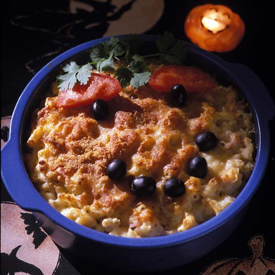 Makaronid juustuga (mac-and-cheese)